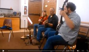 Folks Songs at Dec 2012 Meeting - click image for video